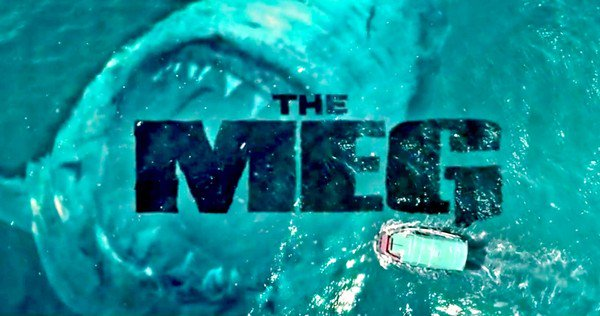 The Meg - Fish and Connor Saw a Movie