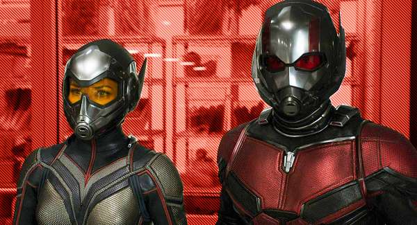 Ant-Man And The Wasp - Fish and Connor Saw a Movie