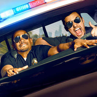 Let's Be Cops: Fish and Connor Saw a Movie