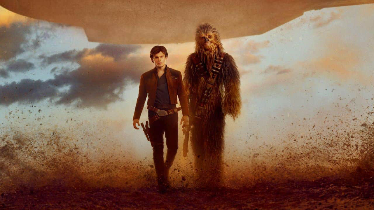Solo: A Star Wars Story - Fish and Connor Saw a Movie