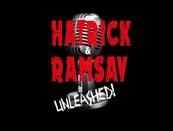 Hatrick and Ramsay Unleashed-Controversial topics - grave yards FiFA Janner and more