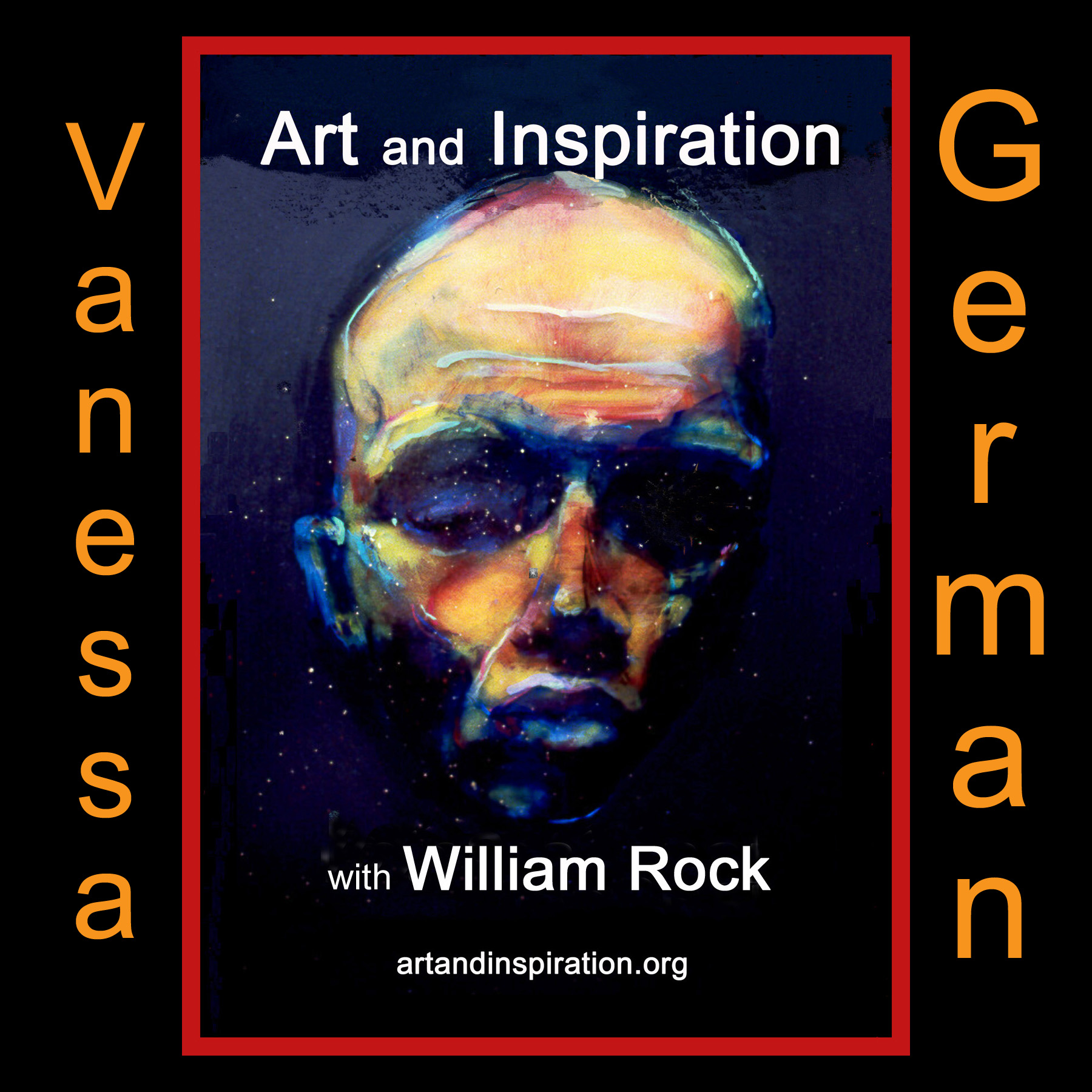 Vanessa German on Art and Inspiration with William Rock