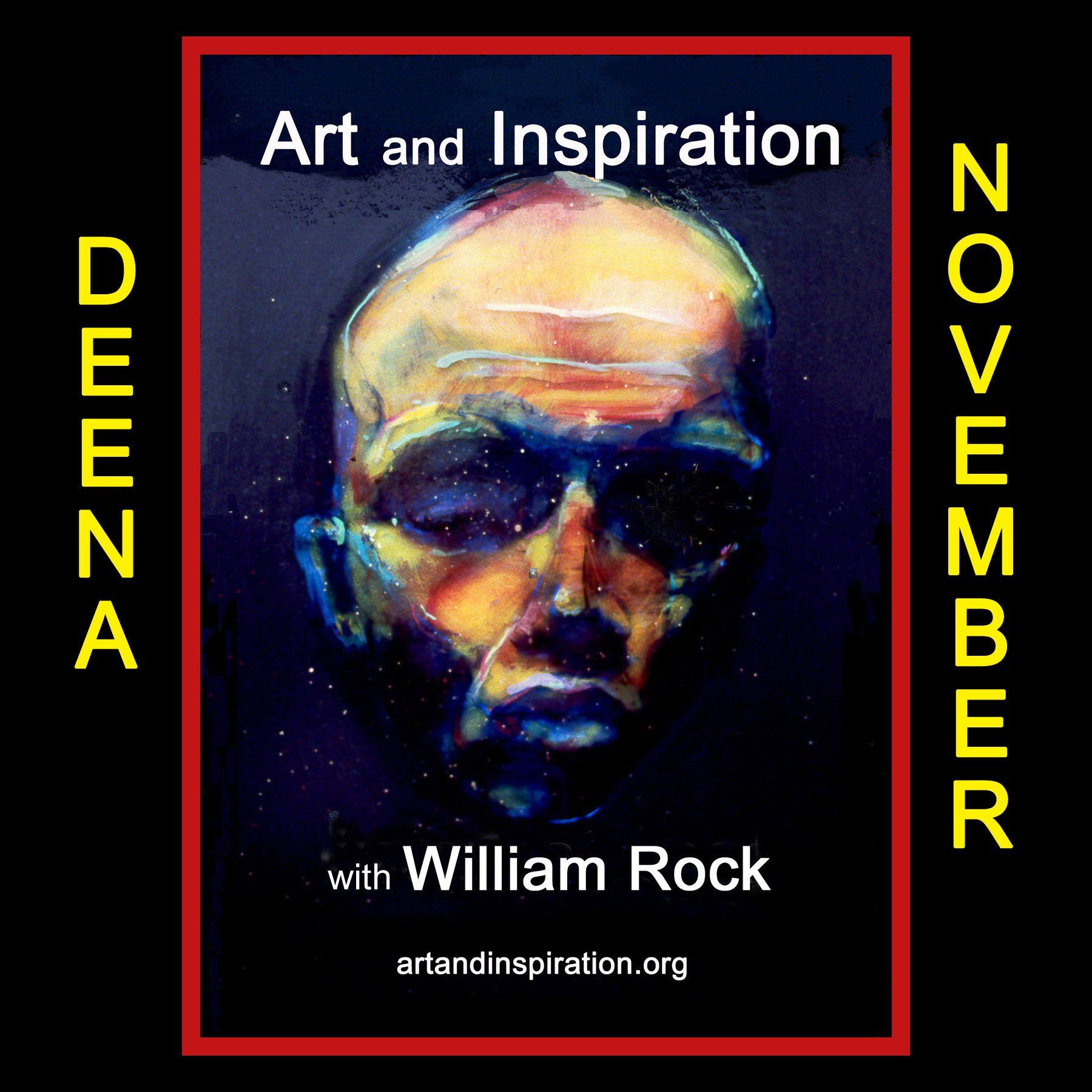 Deena November on Art and Inspiration with William Rock