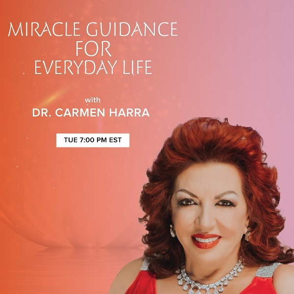 Dr. Carmen Harra - Affirmations for an Amazing Life