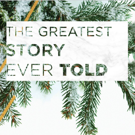 Make Room - The Greatest Story Ever Told, Part 2 - Pastor Meghan Robinson