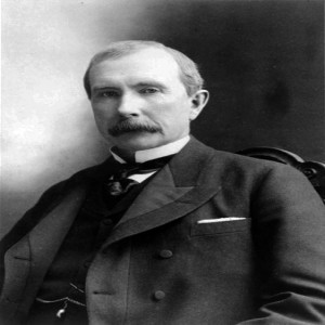 John D. Rockefeller, Founder of Standard Oil