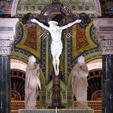 Homily of Cardinal Justin Rigali for Good Friday, April 14, 2017 in the Cathedral of the Sacred Heart of Jesus in Knoxville