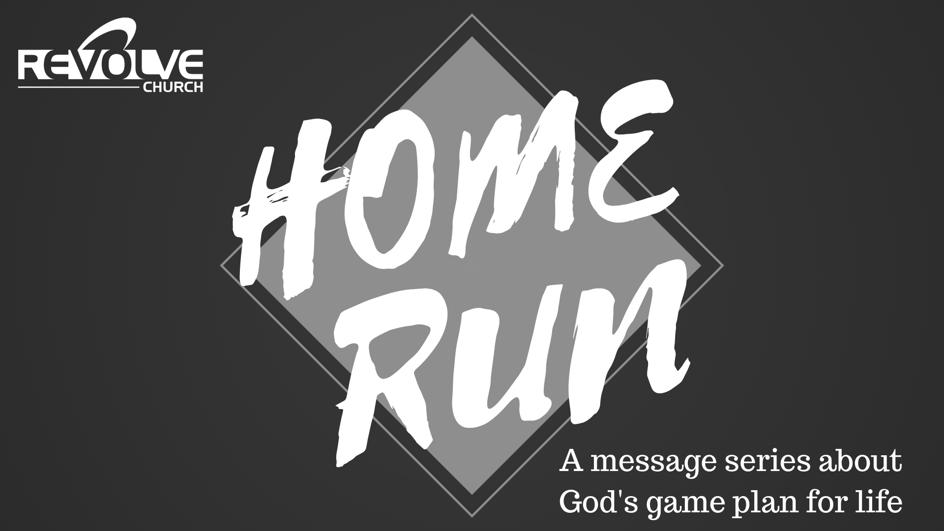 Home Run - part 5 Getting Results