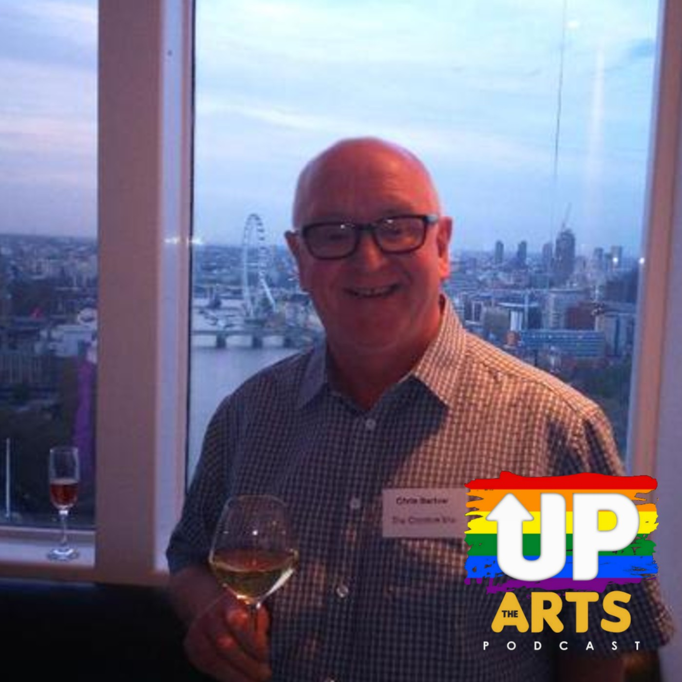 Up The Arts: Stuck Indoors - Chris Barlow on enjoying art whilst stuck indoors via Outings in Art