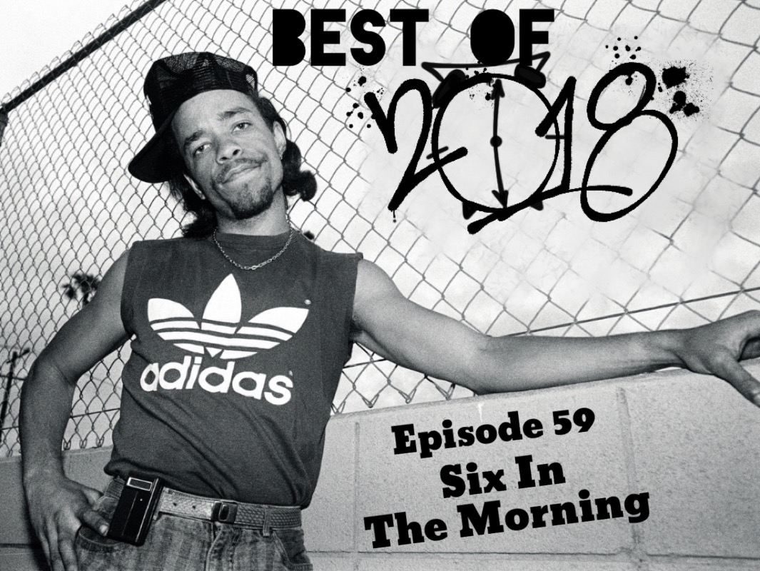 Episode 59 - The Best of 2018