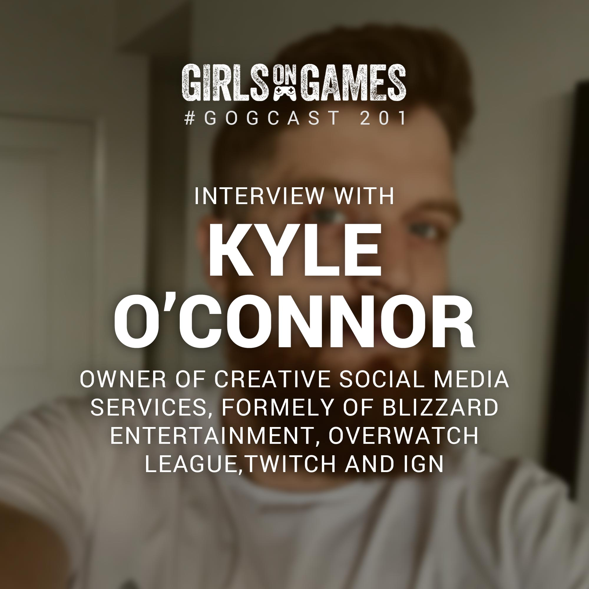 Interview with Kyle O'Connor - GoGCast 201
