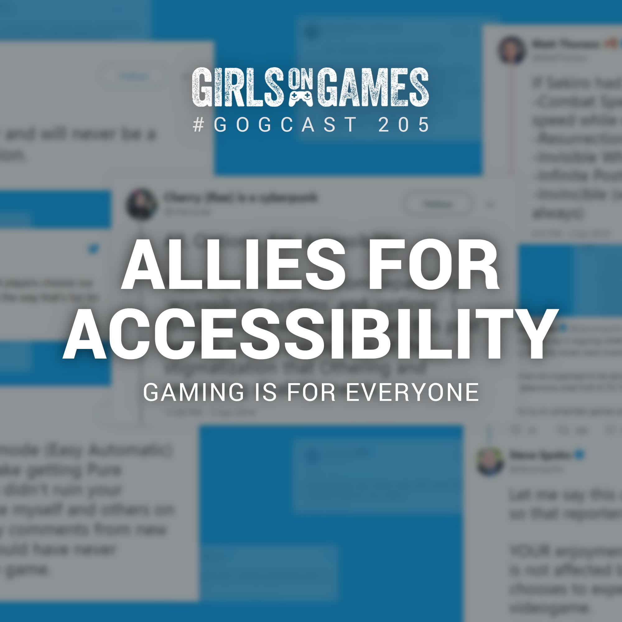 Allies for Accessibility - GoGCast 205