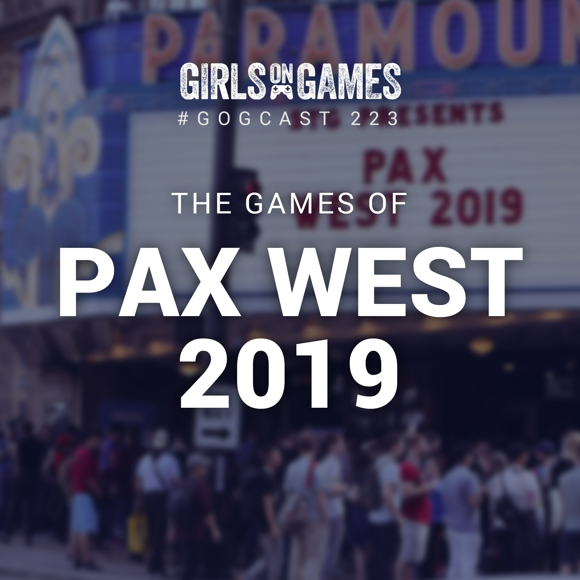 The Girls on Games Podcast | Podbay