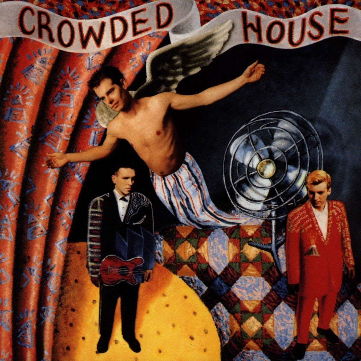 237 - CROWDED HOUSE