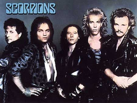 210 - EIGHTIES SCORPIONS