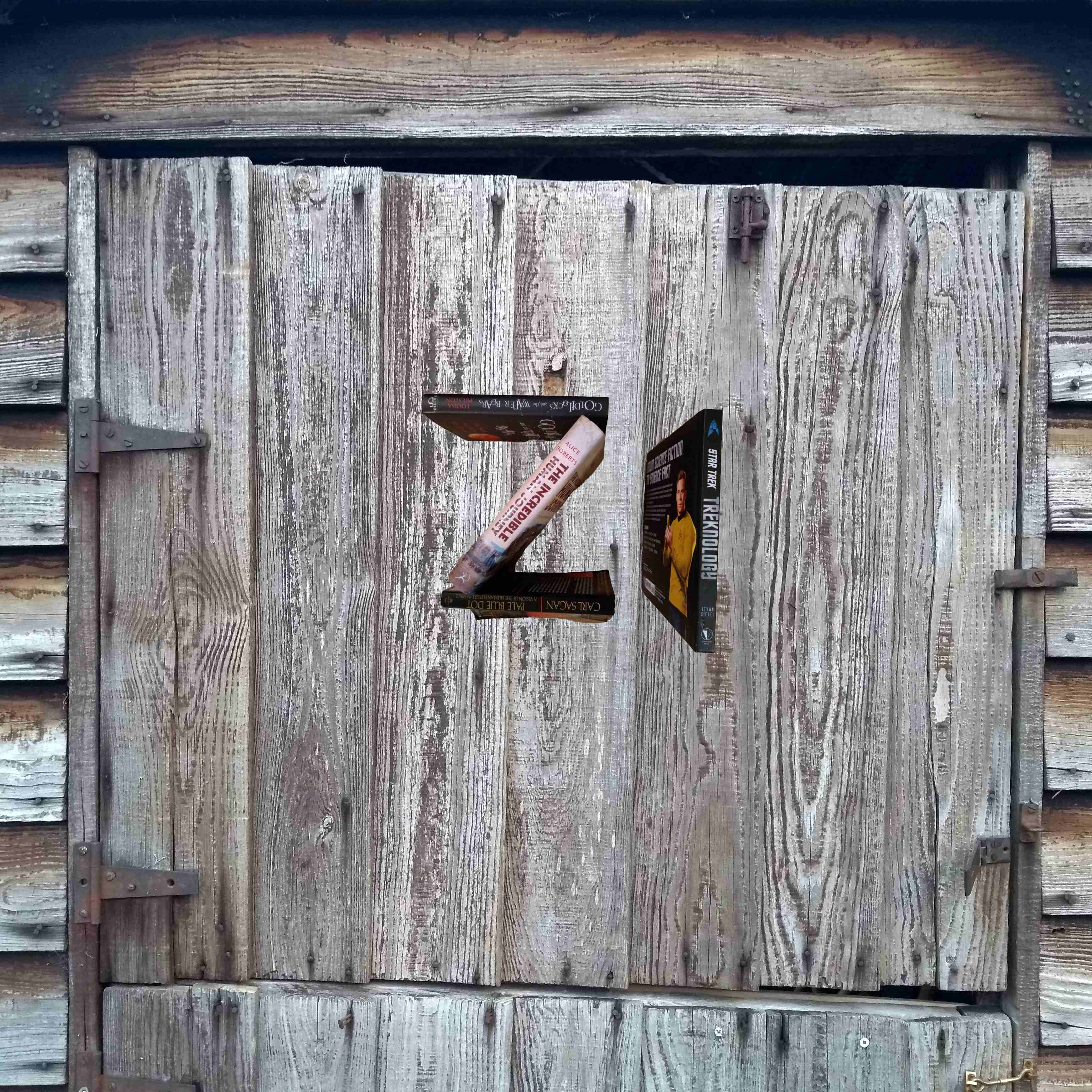 Door 21 - The Cosmic Shed Advent Calendar