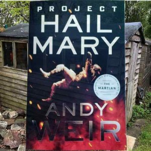 Andy Weir - Project Hail Mary Interview