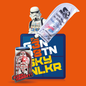 Hitting Your Target (The Running Stormtrooper Podcast)
