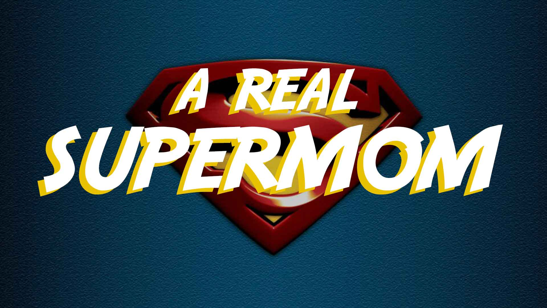 A Real Supermom - Ps. Leanne Matthesius