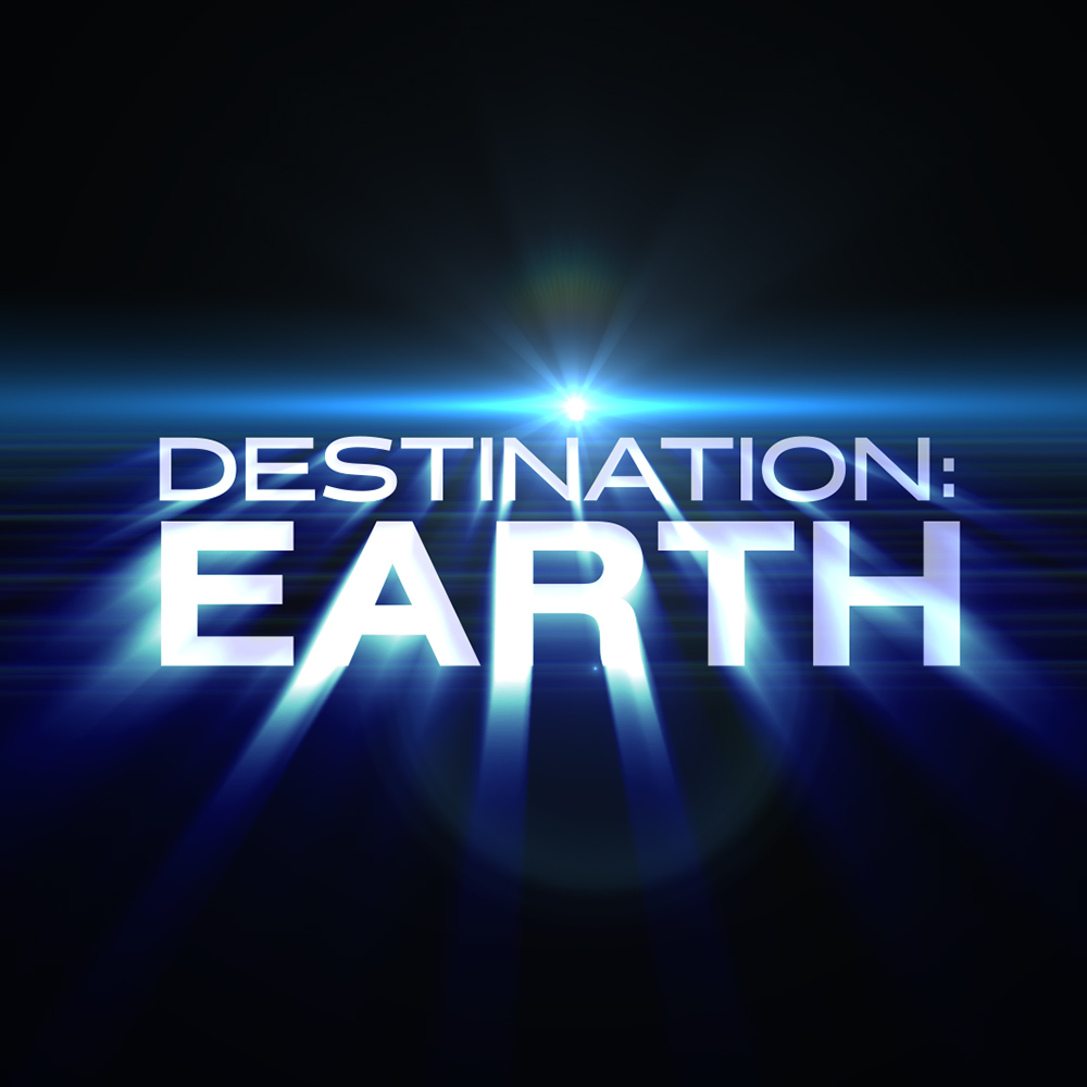"""Destination: Earth - The Audio Drama"" Podcast"