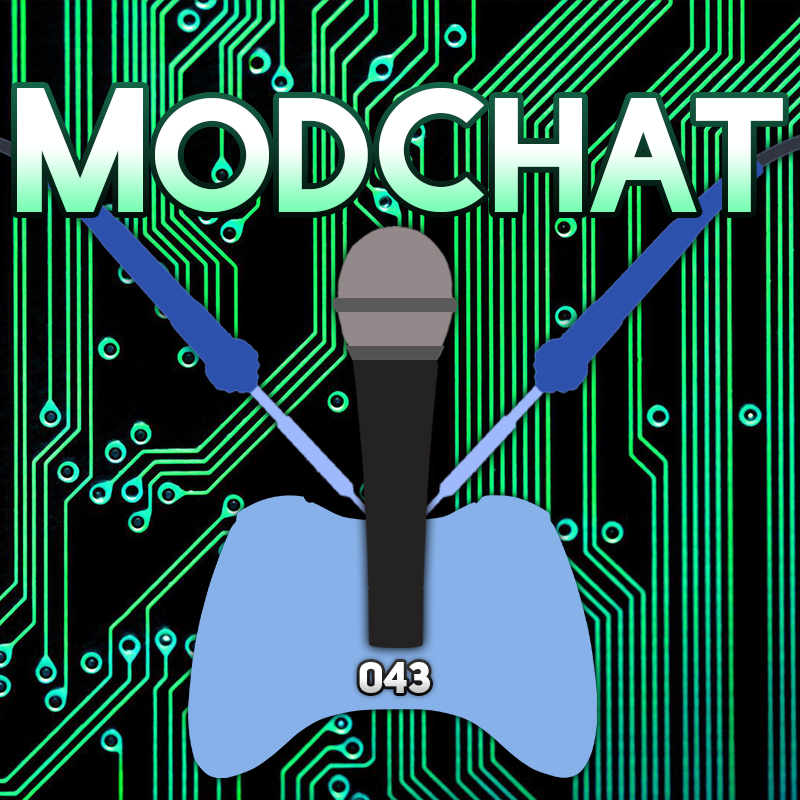 ModChat 043 - ROMsites Without ROMs, Fighting PS4 Clickbait, 3DS 11.8 Changes