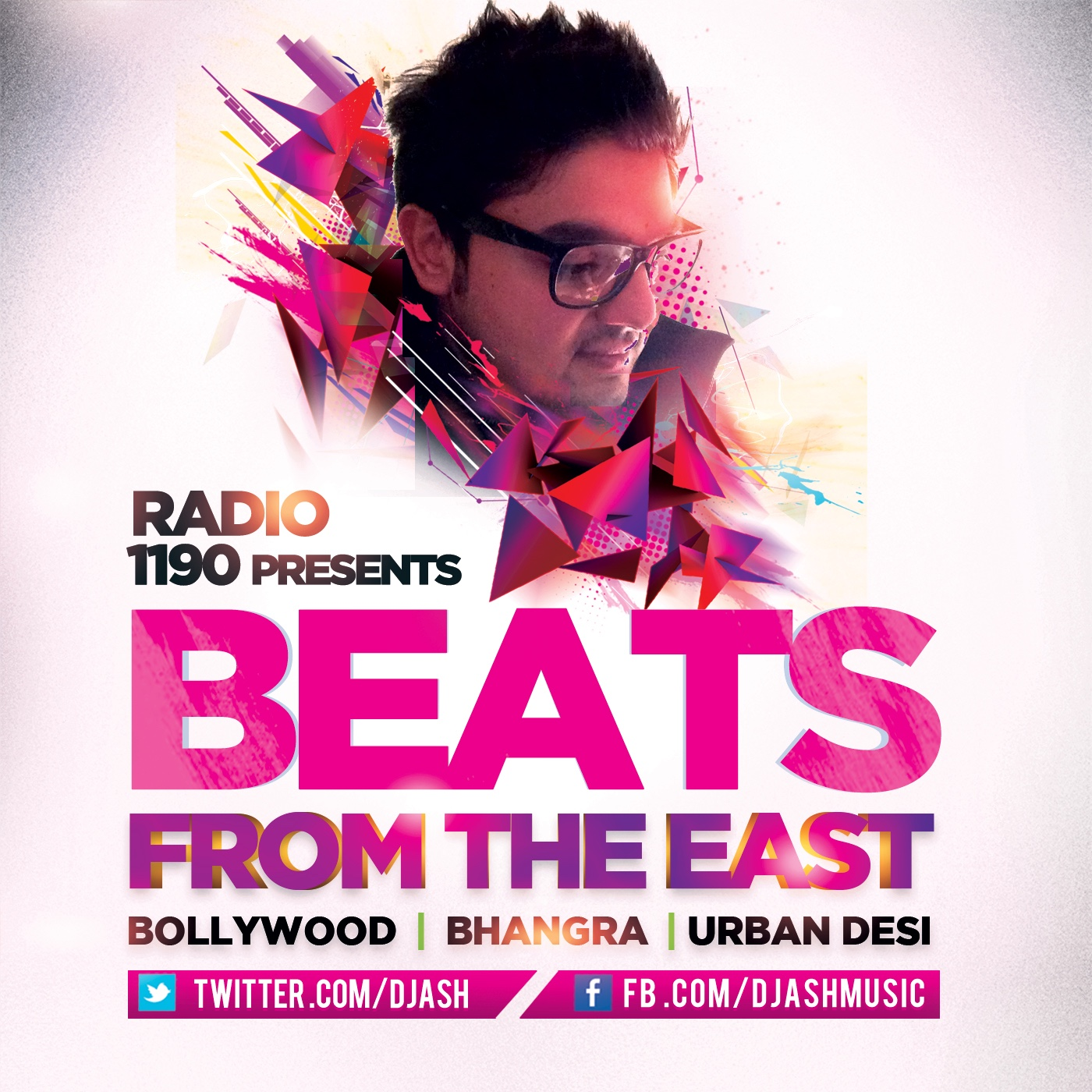 BeatsFromTheEast Dec19th Show Ft DJ A.Sen