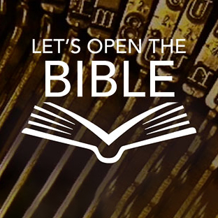 Let's Open The Bible: Church