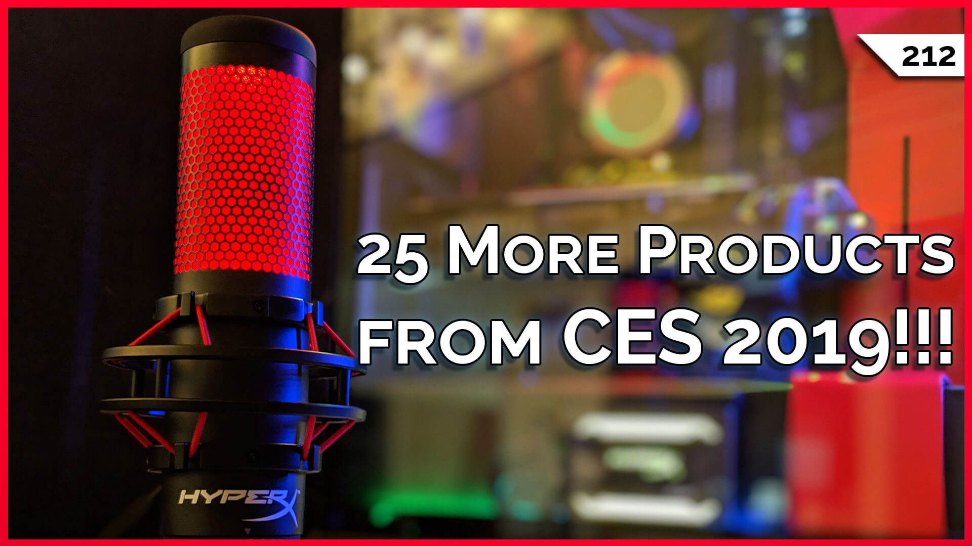 25 More Products from CES 2019!!! — TekThing 212