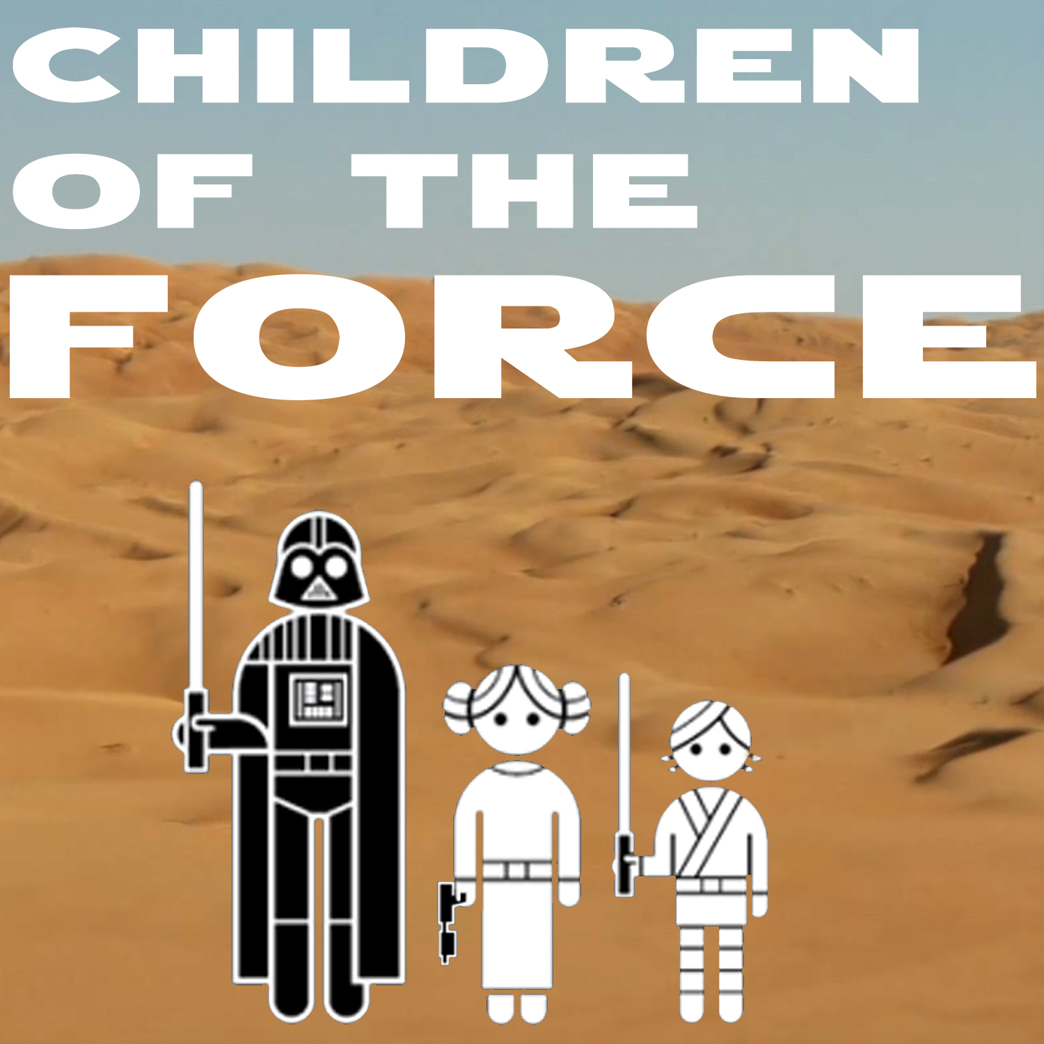 Children of the Force #70 - Celebration of Forces of Freemaker ... and Books (and a Joke)