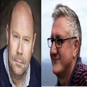 The Tino Orsini Show Episode 73 with guests BRIAN COYLE and JOHN RAYMENT