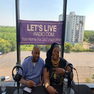 Wake Up To Morning Inspirations hosted by Rochelle Lewis and guest Love Dr. Robert Nolden