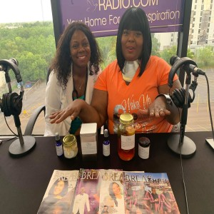 Wake Up To Morning Inspirations Rochelle Lewis and Guest Dr. Kendra Andrus