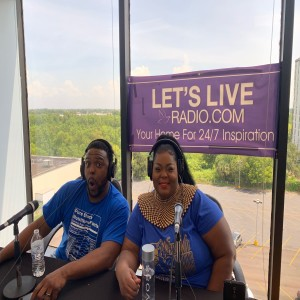 Wake Up To Morning Inspirations Hosted by Rochelle Lewis and guest comedian Shervey Carter