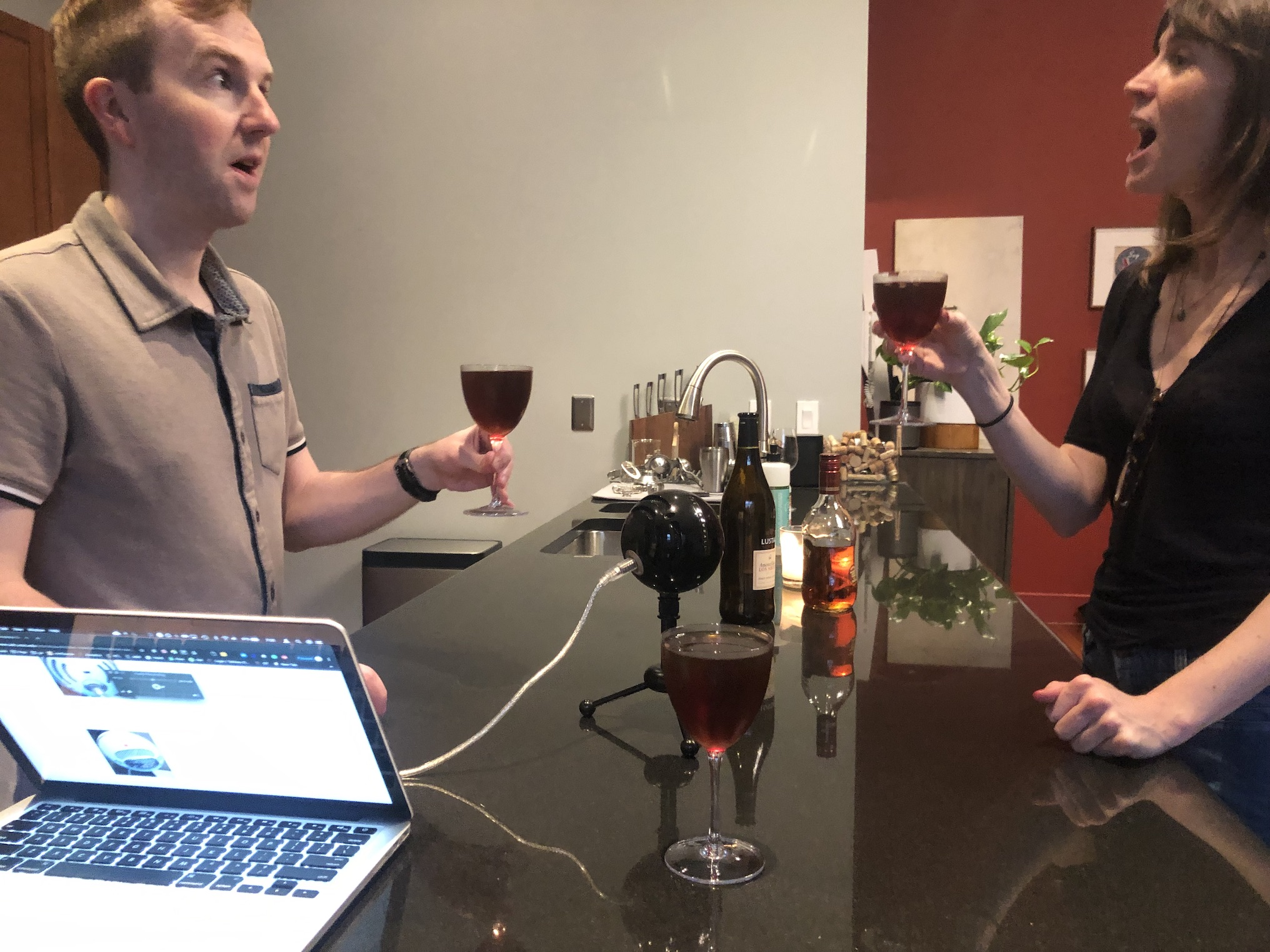 Ep45 - We Drink a Melissa Barnes and talk about Melissa Barnes
