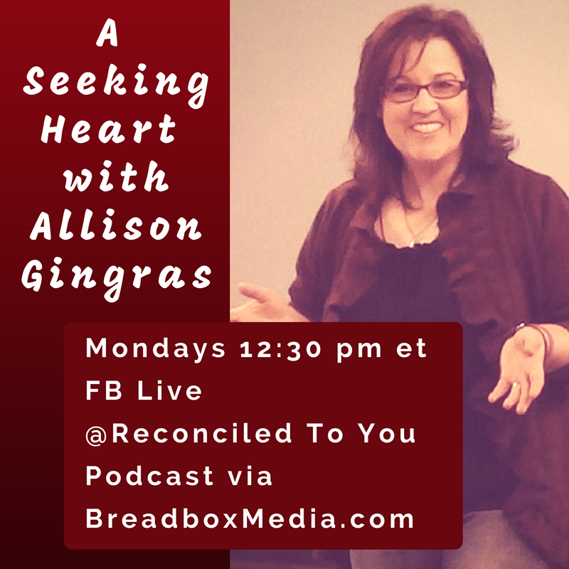 A Seeking Heart with Allison Gingras