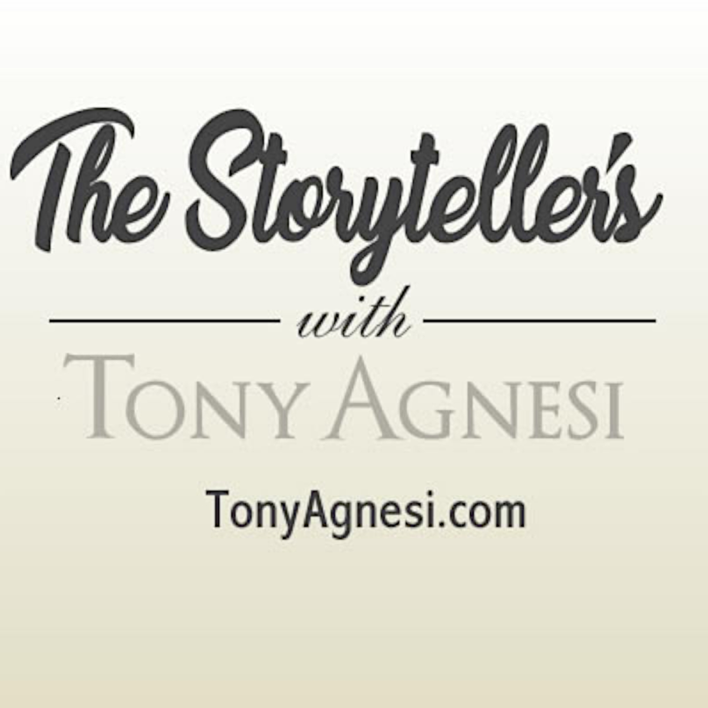 The Storytellers - Episode 020: Geri Guadagno