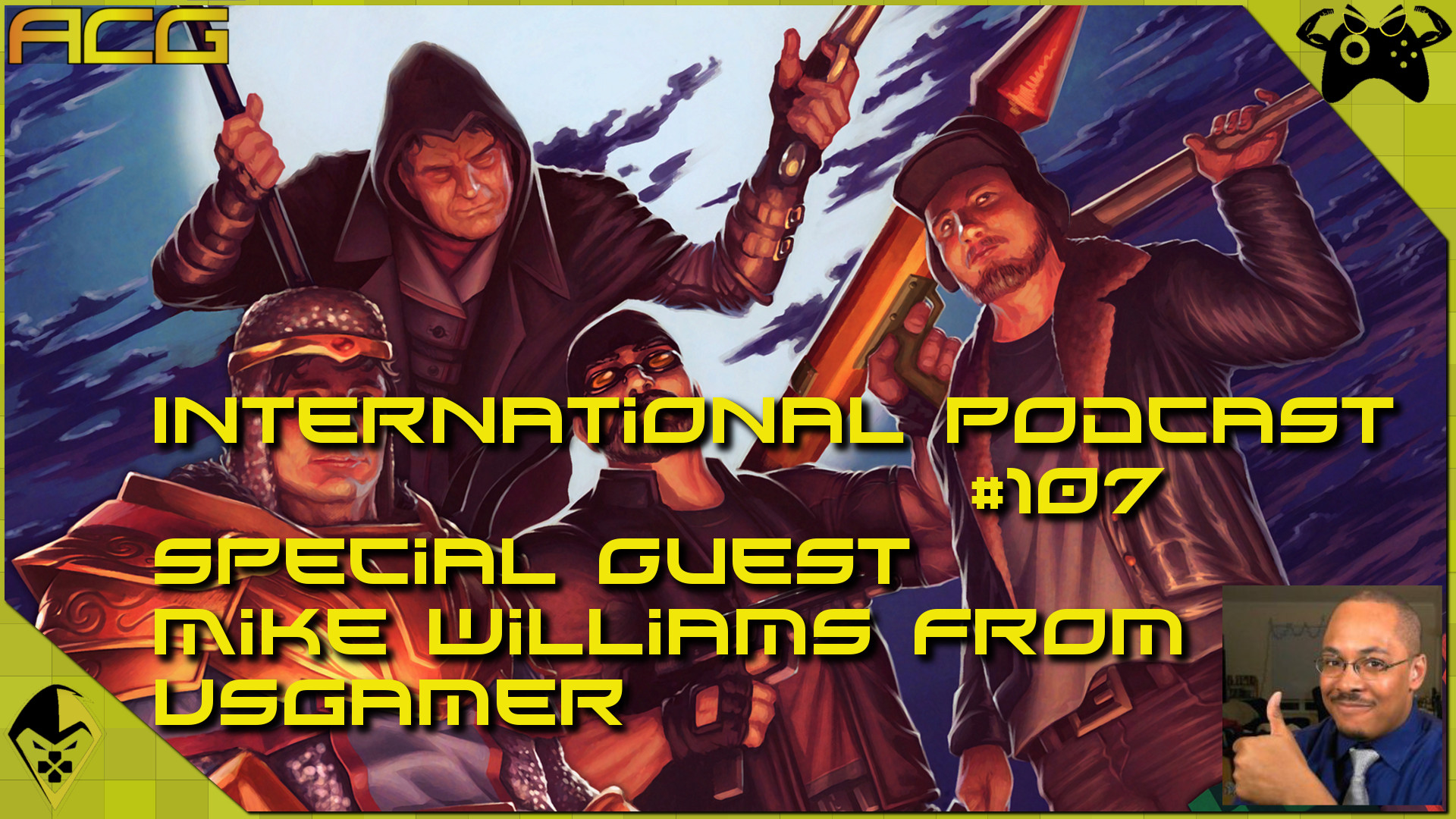 Acg The Best Gaming Podcast A Podcast On Anchor