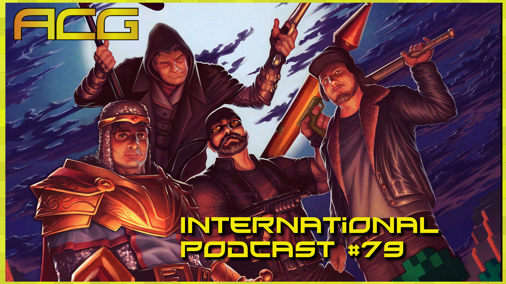 International Podcast #105 Red Dead, Odyssey, Switch Version