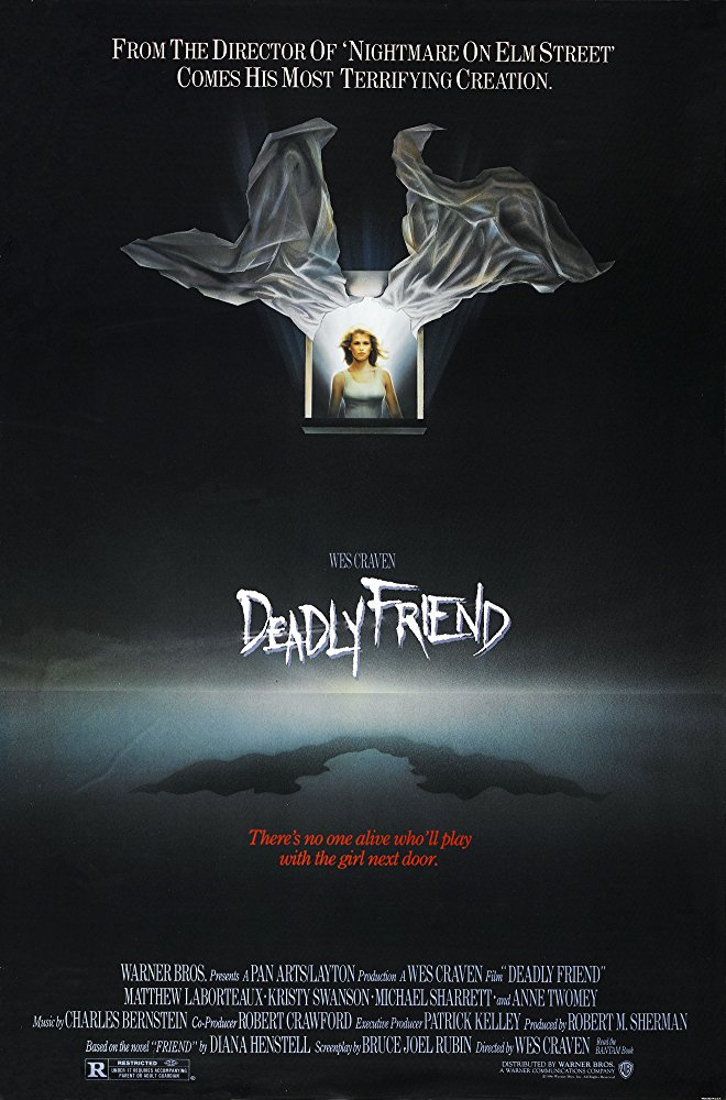 Who Filmed This Shit??? Deadly Friend 1986 fan commentary re-vist