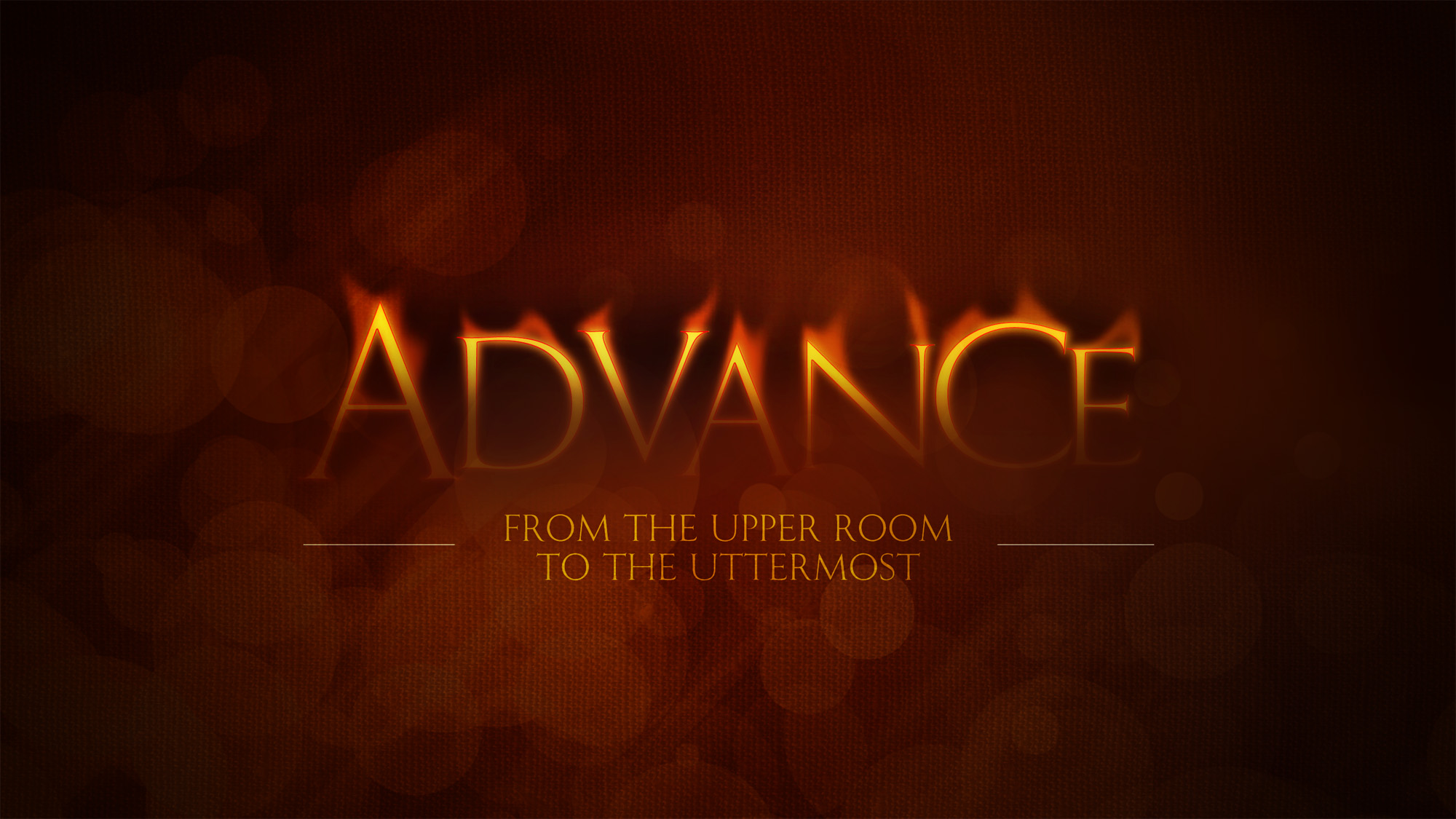 Advance (season 4) - None Can Stand Against