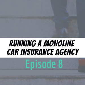Can you be successful with a monoline car insurance agency?