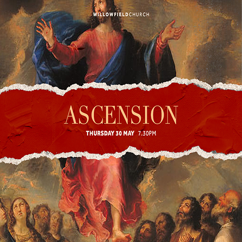 Mark Brown - Ascension Day - Lesson 3