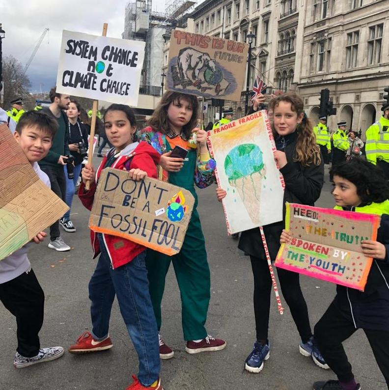 CCR Ep 34 Extinction Rebellion and Students Demanding Climate Action