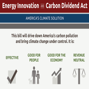 CCU: The Energy Innovation & Carbon Dividend Act Media Plan