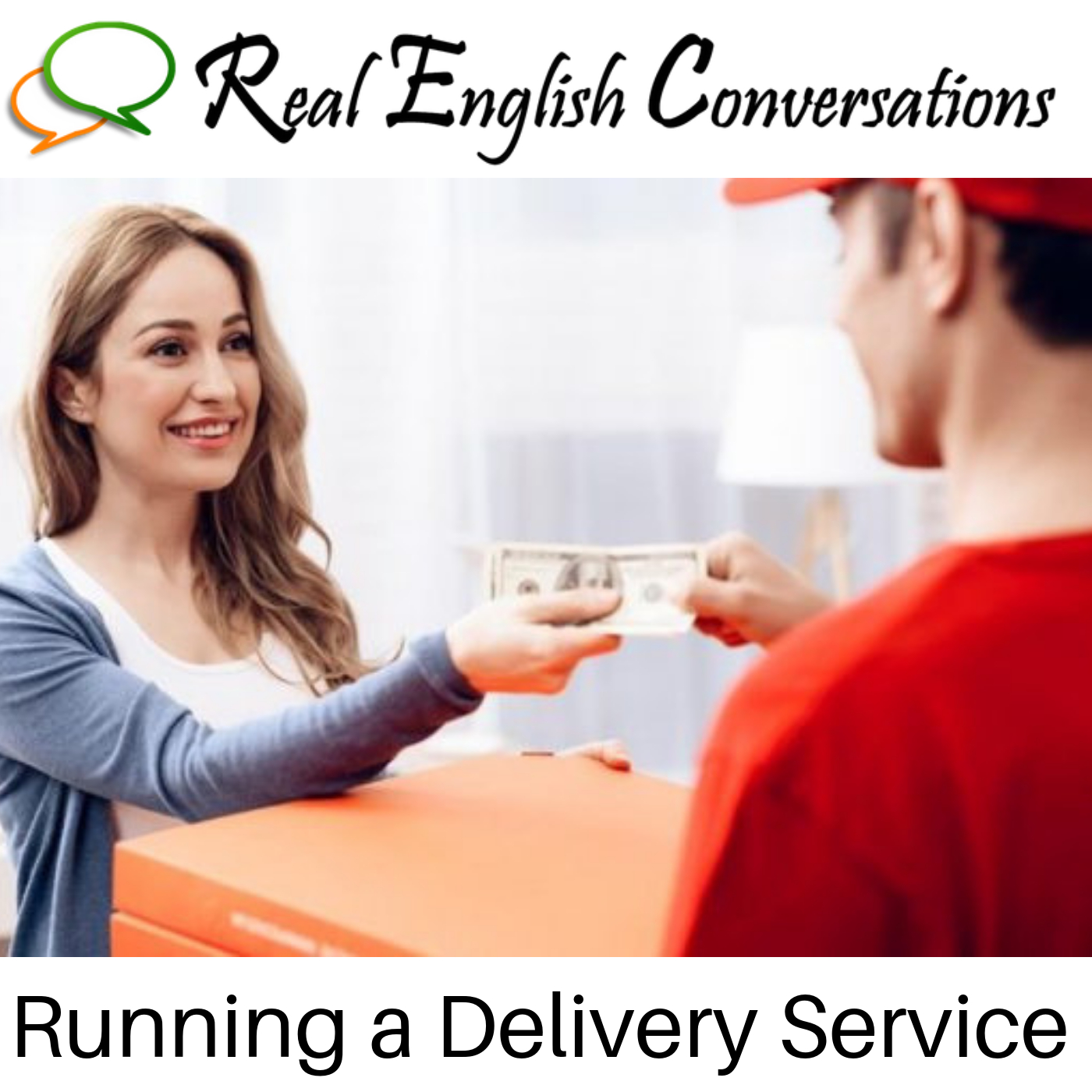 Real English Conversations Podcast - Listen to English Conversation