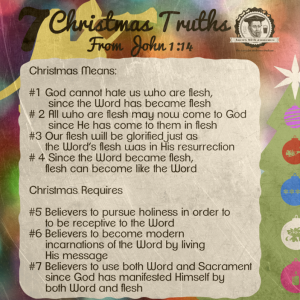 Episode Three: Christmas in July with Bishop Andrewes on the Union of Word and Flesh in John 1:14