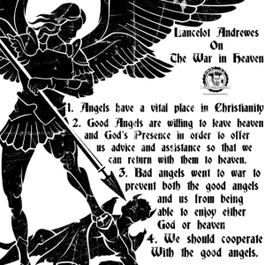 Episode Five: The War in Heaven with Lancelot Andrewes on Revelation 12:7