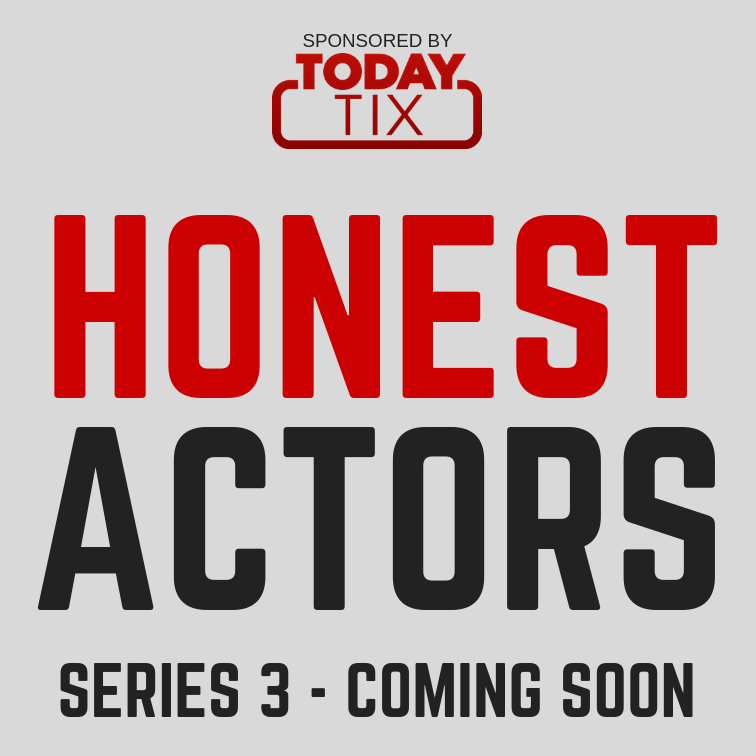 Equity Young Members Podcast LIVE - in association with Honest Actors
