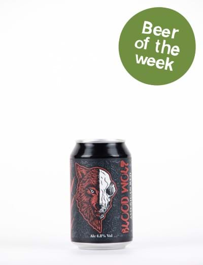 Blood Wolf American Red - Derby Brewing Company