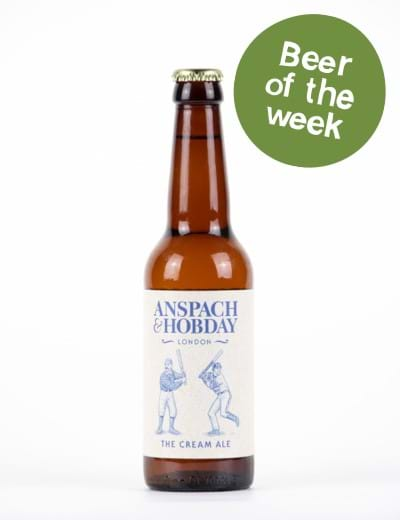 The Cream Ale - Anspatch and Hobday